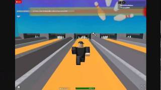 ROBLOX Bowling Alley (Pinsetters)
