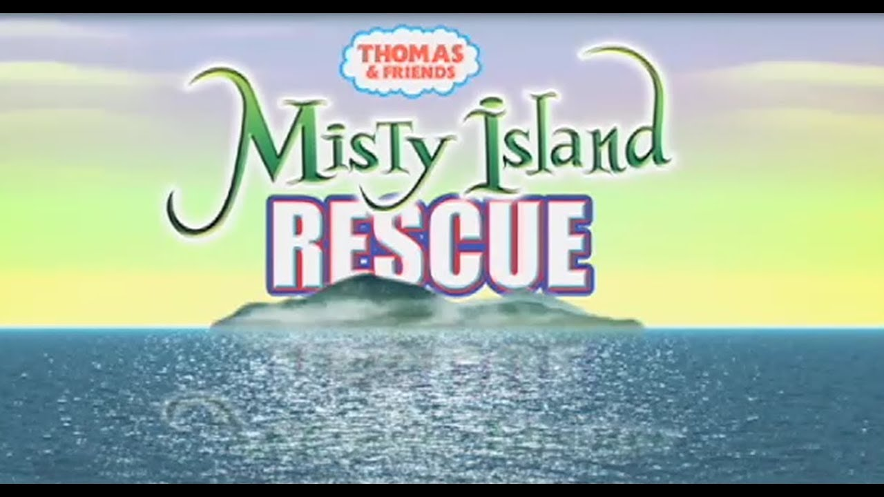 Download Thomas & Friends: Misty Island Rescue (2010) - Home Video Trailer