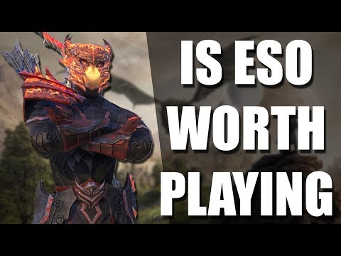 Is Elder Scrolls Online Worth Playing?