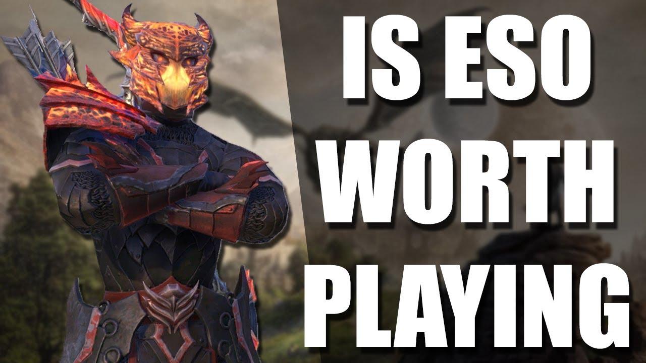 Is Elder Scrolls Online Worth Playing? - YouTube