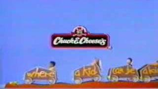 "PTT Commercial ""Chuck E. Cheese Song"""