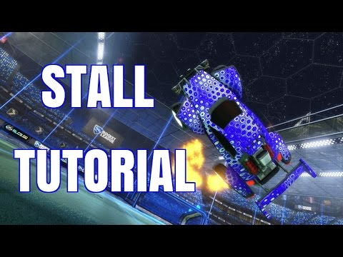 Squishy Muffin Rocket League : Rocket League STALL TUTORIAL (With Controller Overlay) - YouTube