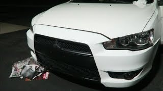 How To Plastidip Lancer Grill
