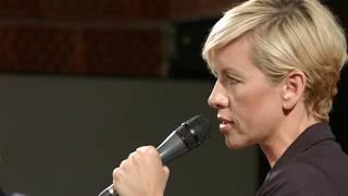 Anita Werner z Faktów TVN w Akademii