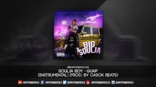 Soulja Boy - Guap [Instrumental] (Prod. By CasokBeats) + DL via @Hipstrumentals
