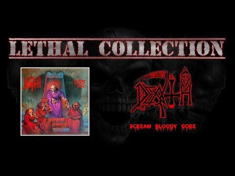 Death - Scream Bloody Gore (Full Album*/With Lyrics)