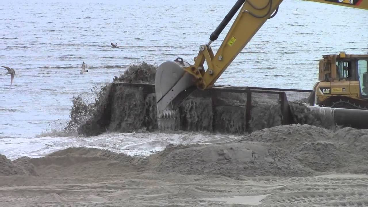 Another load of sand and water mix - YouTube