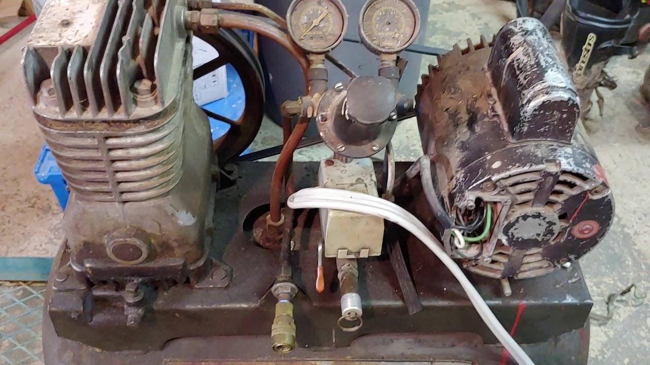 jun air compressor wiring diagram [ 1280 x 720 Pixel ]