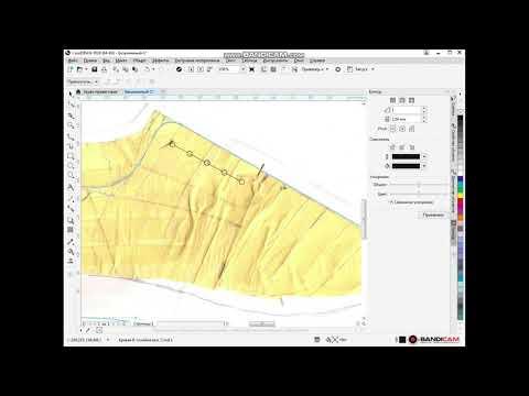 Конструирование верха обуви в программе Corel Draw. Цельные полуботинки часть #2