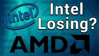 Intel Admits It's Losing to AMD & 8-Core in September