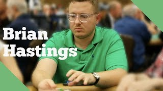Poker Player Brian Hastings Asks: Can You Bluff at Big O?