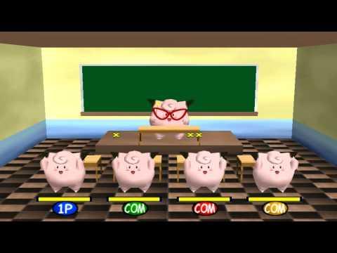 N64 Pokémon Stadium Mini Games  KoopaKungFu