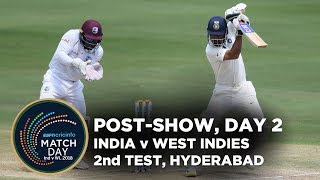 Rahane-Pant alliance takes India to 308/4 at Stumps in second Test against West Indies