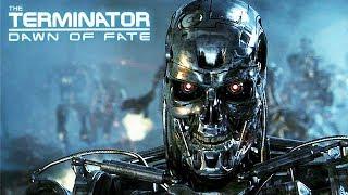 Terminator Dawn of Fate All Cutscenes (Game Movie) 1080p 60FPS