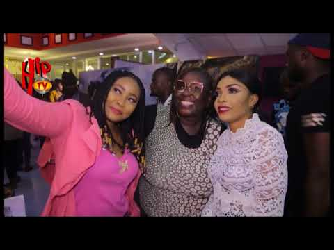 "THE MOVIE ""DR. MEKAM"" PREMIERES IN LAGOS (Nigerian Entertainment News)"