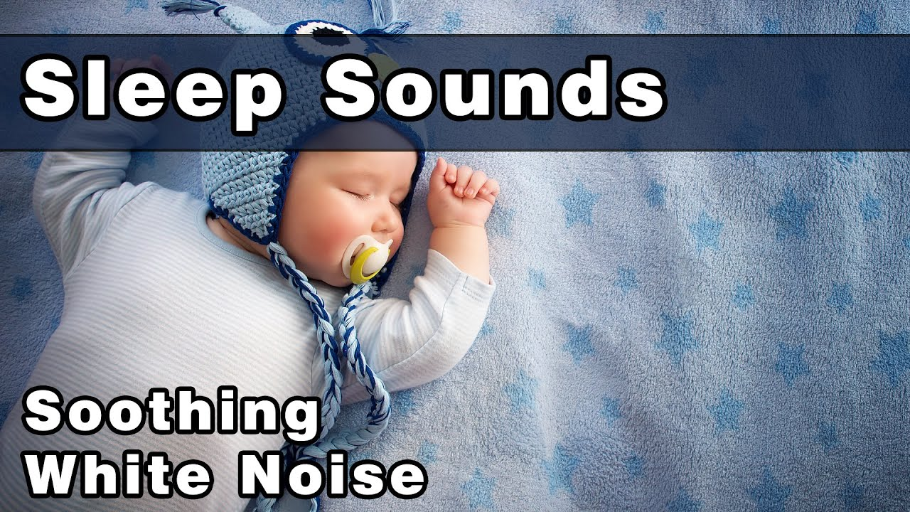 WHITE NOISE For Baby Sleep | Sounds To Fall Asleep To | 10 ...