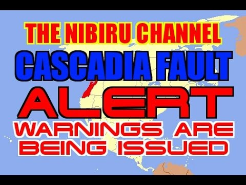CASCADIA FAULT ALERT FEB. 27th, 2017 (PLEASE WATCH and SHARE)