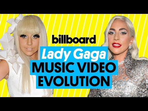 Lady Gaga Music Video Evolution: 'Just Dance' to 'Shallow' | Billboard Mp3