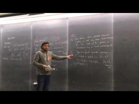 Jitendra Prakash - Bell's Theorem