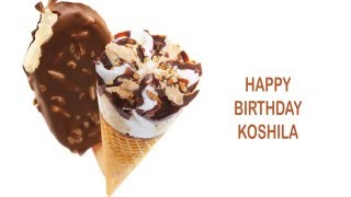 Koshila   Ice Cream & Helado