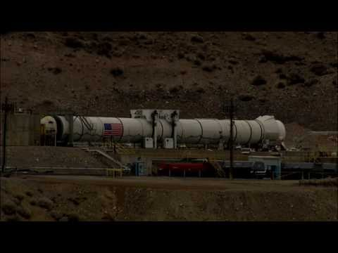 SLS Qualification Booster Test