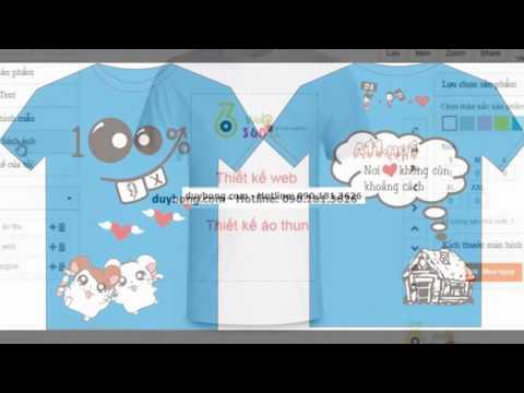 thiết kế áo lớp online – Hotline: 090.181.3626