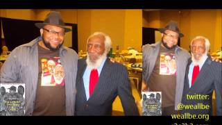 "Baba Dick Gregory: ""Edukkkation Is Not Liberation!!!""~6/28/2014"