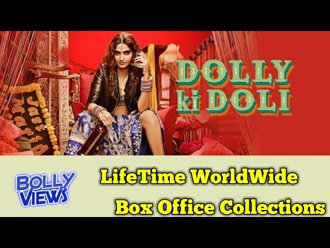 DOLLY KI DOLI 2015 Bollywood Movie LifeTime WorldWide Box Office Collection Verdict HiT Flop