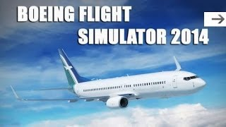 Boeing Flight Simulator 2014 - Симулятор самолета  на Android ( Review)(Это обзор игры Boeing Flight Simulator 2014.Boeing Flight Simulator 2014 представляет из себя симулятор самолета от разработчиков..., 2014-04-20T14:51:00.000Z)