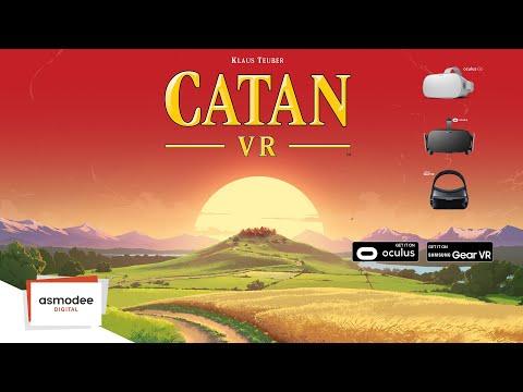 Catan VR - Launch Trailer