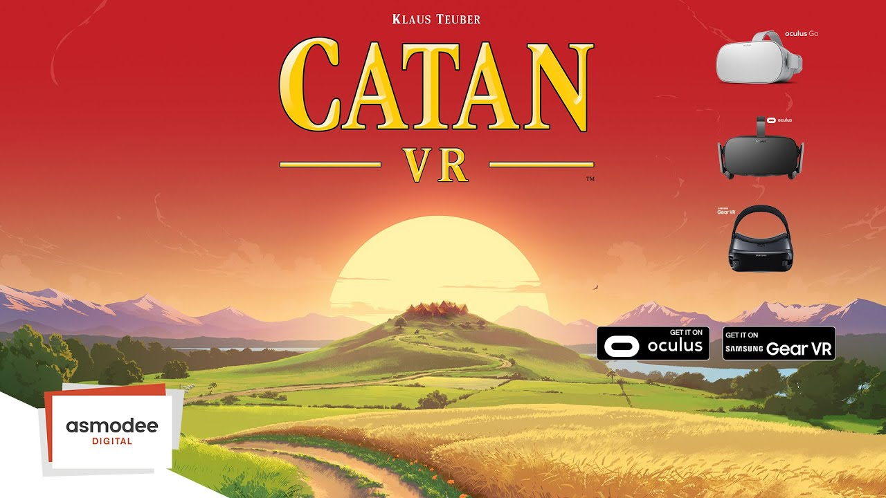Catan VR | Catan com