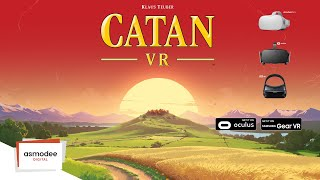 Catan VR - Launch Trailer thumbnail
