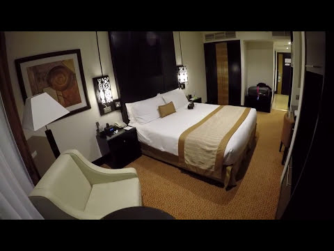Room Tour 2, Holiday Inn Dubai, Al Barsha, Dubai, UAE, United Arab Emirates