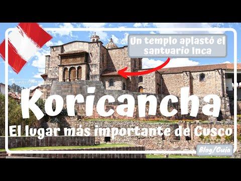 CUSCO #3 - QORIKANCHA el templo más IMPORTANTE para los INCAS - Perú #20 Luisitoviajero