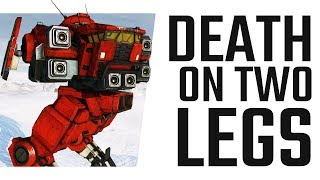 Death on two Legs - The Cicada - Mechwarrior Online The Daily Dose #630