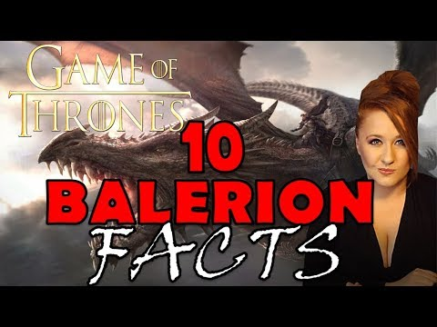 10 Balerion Facts: GAME OF THRONES LORE