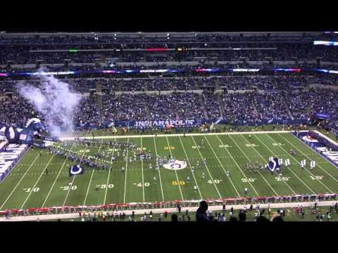 Indianapolis Colts Entrance