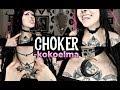 CHOKER - KOKOELMA •  kaulapannat