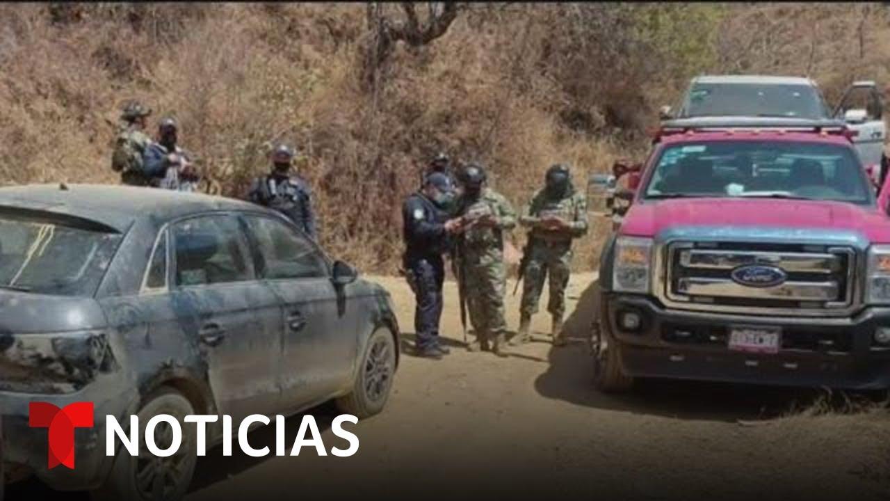 Download Acribillan a balazos a 13 policías en México   Noticias Telemundo