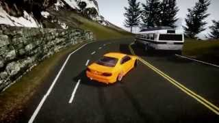 GTA 4 Freeride Drifting + Downhill Touge Silvia Spec-R Download Link