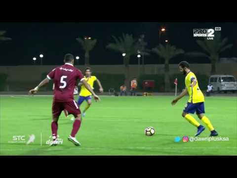 ملخص واهداف مباراة النصر و الفيصلي في الجولة 7 من دوري