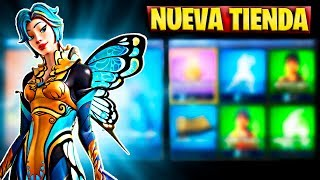 FORTNITE'S NEW STORE TODAY JULY 14TH NEW ALLOY AND ORUGA SKIN
