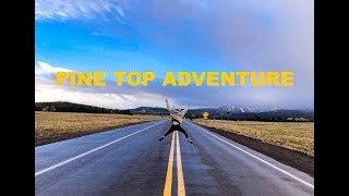 travel vlog: pine top