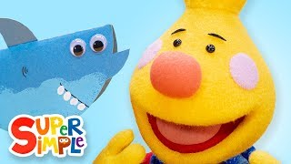 Baby Shark | Sing Along With Tobee