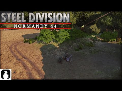 Steel Division: Normandy 44: Tanks, What Tanks? 1v1 Beta Gameplay [Ep. 13]