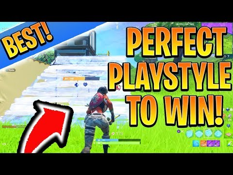 BEST Playstyle to WIN Fortnite! How to Win in Fortnite Tips and Tricks! (How to Get Better Season 9)