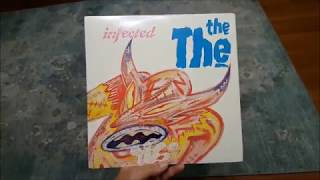 """THE THE Extended Version of Infected 12"""" Vinyl Single"""