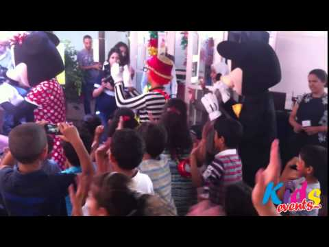 Animation Phone Groupe By Kids Events.ma