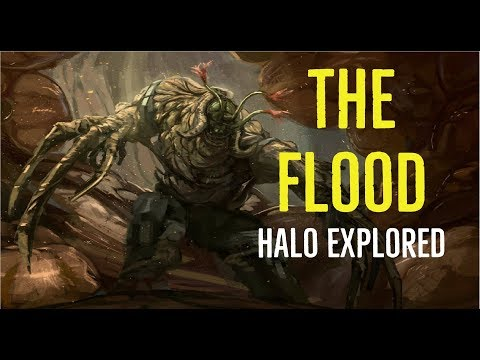 The Flood (Halo Explored)