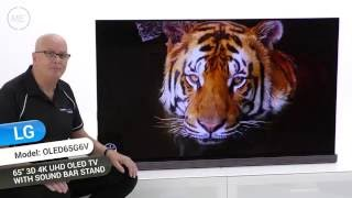 видео OLED телевизоры 3D